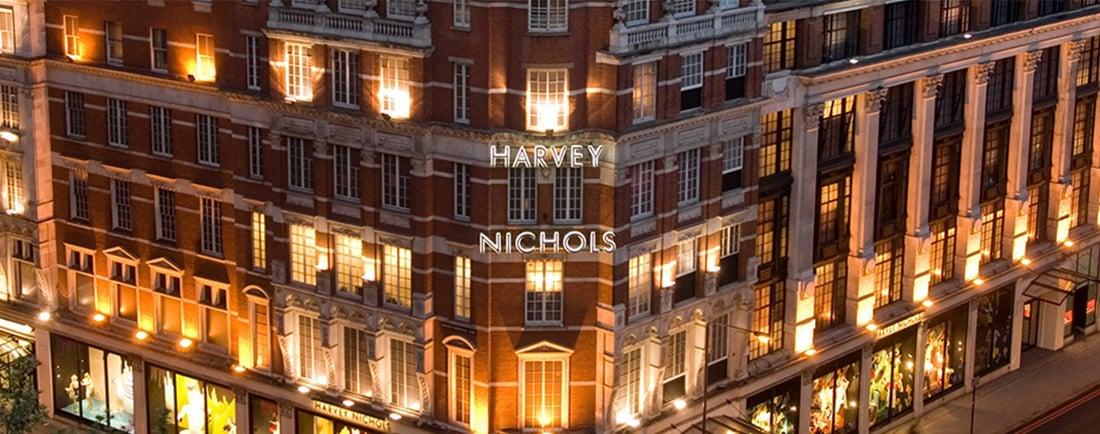 harvey nichols nshift